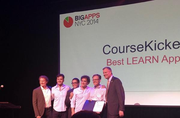 Course Kicker Best Apps 2014