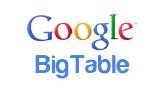 GoogleBigTable