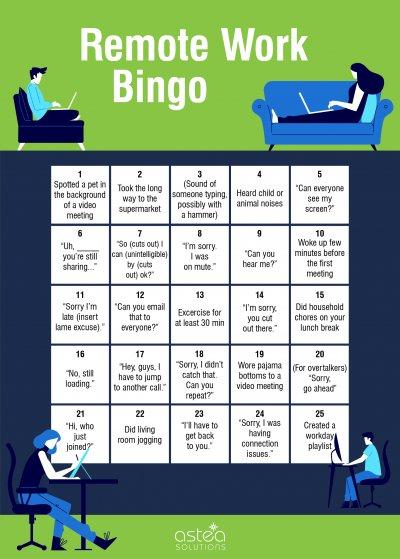 Bingo: Astea Edition