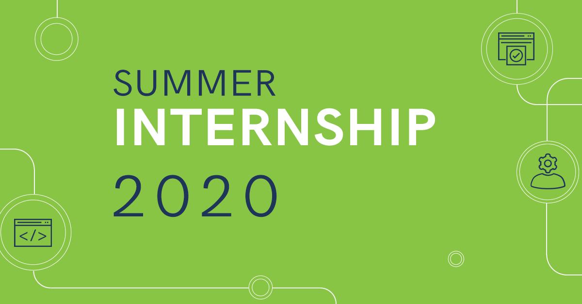 Astea Solutions' 2020 summer software internship - Overview