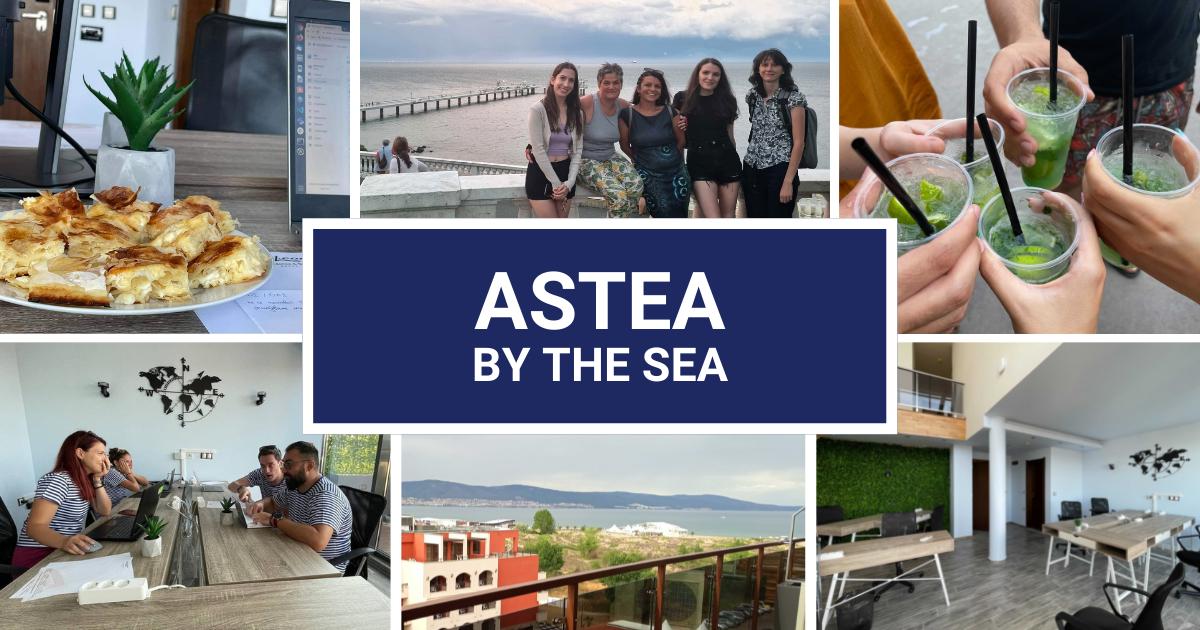 Лятната морска база на Астеа